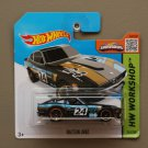 Hot Wheels 2015 HW Workshop Datsun 240Z (black) (SEE CONDITION)