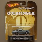 Hot Wheels 2014 Retro Entertainment 1963 Aston Martin DB5 (James Bond 007)