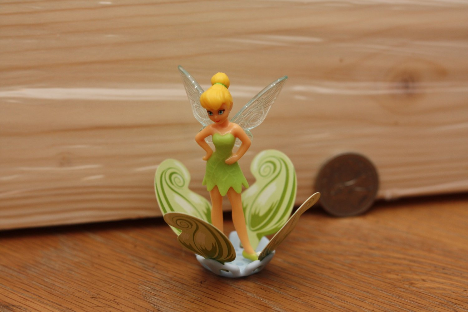 Kinder Surprise Disney Magic Fairies: TINKER BELL - (Free Shipping*)