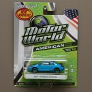 Greenlight Motor World Series 12 American Edition 2011 Honda Civic SI (blue) (Green Machine)