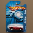 Hot Wheels 2007 HW All Stars Ford GT-40 (red)