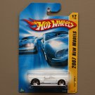 Hot Wheels 2007 New Models Ford GTX-1 (white)
