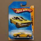 Hot Wheels 2009 HW Premiere '71 Dodge Demon (yellow)