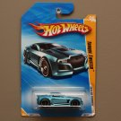 Hot Wheels 2010 HW Premiere Torque Twister (blue)