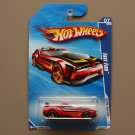 Hot Wheels 2010 Faster Than Ever Fast Fish (red)