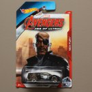 Hot Wheels 2015 Avengers Age Of Ultron (COMPLETE SET OF 8)
