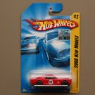 Hot Wheels 2008 New Models '65 Ford Mustang Fastback (red)