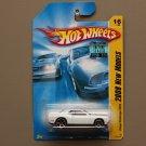 Hot Wheels 2008 New Models Dodge Challenger SRT8 (white)