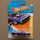 Hot Wheels 2011 HW Premiere '70 Dodge Charger R/T (purple)