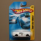 Hot Wheels 2008 New Models '65 Ford Mustang Fastback (white)