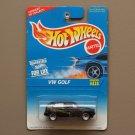 Hot Wheels 1996 Collector Series Volkswagen Golf (black)