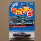 Hot Wheels 1999 Final Run Mercedes 380 SEL (purple)