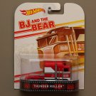 Hot Wheels 2014 Retro Entertainment Thunder Roller (BJ And The Bear)