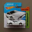 Hot Wheels 2015 HW Workshop Lotus Esprit S1 (white) (James Bond 007)