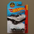 Hot Wheels 2015 HW Race Corvette Grand Sport Roadster (silver) (Fast & Furious) (SEE CONDITION)