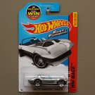 Hot Wheels 2015 HW Race Corvette Grand Sport Roadster (silver) (Fast & Furious)