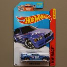 Hot Wheels 2015 HW Race BMW E36 M3 Race (blue)
