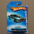 Hot Wheels 2009 Muscle Mania '70 Plymouth Road Runner (blue)