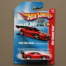 Hot Wheels 2008 Web Trading Cars Pikes Peak Toyota Celica (red)
