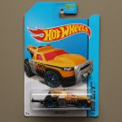 Hot Wheels 2014 HW City Repo Duty (yellow) (SEE CONDITION)