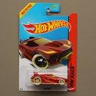 Hot Wheels 2014 HW Race Chicane (red)