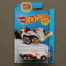 Hot Wheels 2014 HW City Wattzup (white)