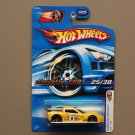 Hot Wheels 2006 First Editions Corvette C6R (yellow)