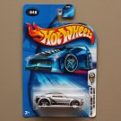 Hot Wheels 2004 First Editions Ford Mustang GT Concept (silver)