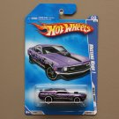 Hot Wheels 2009 Rebel Rides '70 Mustang Mach 1 (purple)
