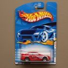 Hot Wheels 2001 First Editions Honda Civic SI (red) (SEE CONDITION)