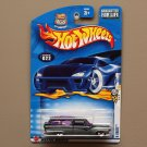Hot Wheels 2003 First Editions 8 Crate (black/grey)