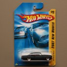 Hot Wheels 2007 New Models '66 Chevy Nova (black)