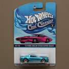 Hot Wheels 2014 Cool Classics '10 Ford Shelby GT-500 Super Snake