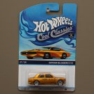 Hot Wheels 2014 Cool Classics Datsun Bluebird 510
