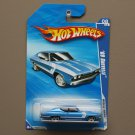 Hot Wheels 2009 Muscle Mania '69 Chevelle SS 396 (blue - Kmart Excl.)