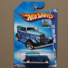 Hot Wheels 2008 HW All Stars '32 Ford Delivery (blue)