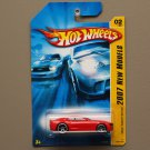 Hot Wheels 2007 New Models Chevy Camaro Concept (red)