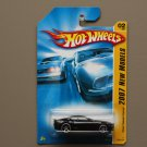 Hot Wheels 2007 New Models Chevy Camaro Concept (black)