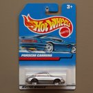 Hot Wheels 1998 Collector Series Porsche Carrera (silver) (SEE CONDITION)