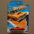 Hot Wheels 2012 Muscle Mania Mopar '69 Dodge Coronet Super Bee (orange)
