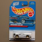 Hot Wheels 1999 Collector Series Mercedes CLK-LM (silver) (First Editions)