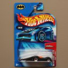 Hot Wheels 2004 First Editions Crooze Batmobile (black)