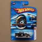 Hot Wheels 2006 First Editions Bone Shaker (black)