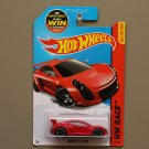 Hot Wheels 2015 HW Race Mastretta MXR (red)