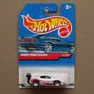 Hot Wheels 1999 Sugar Rush Series II Pikes Peak Toyota Celica (white)