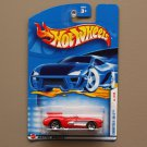 Hot Wheels 2002 First Editions Corvette SR-2 (red)