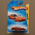 Hot Wheels 2008 First Editions Ferrari 288 GTO (orange)