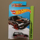 Hot Wheels 2015 HW Workshop '90 Honda Civic EF (black)