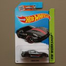 Hot Wheels 2015 HW Workshop Ferrari 599XX (graphite)