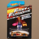 Hot Wheels 2015 Fast & Furious '94 Toyota Supra